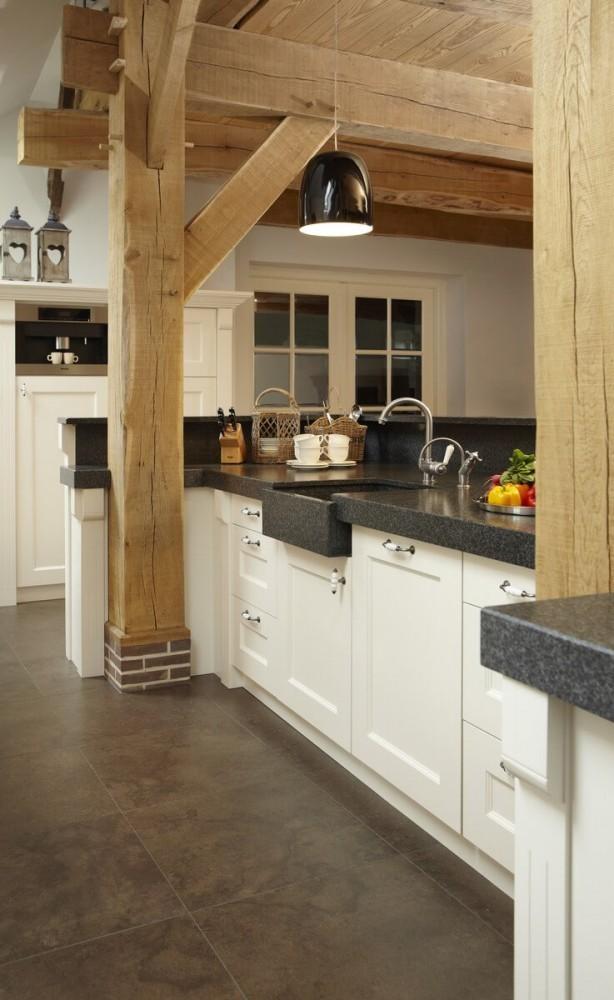 Landelijke keukens gerard hempen handgemaakte keukens for Keuken landelijk maken