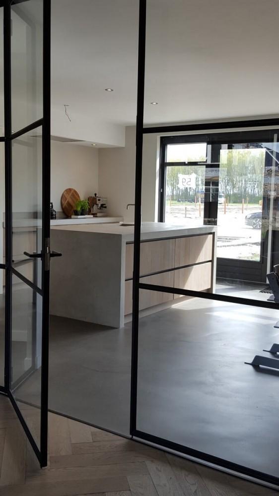 Bedwelming Moderne Keukens - Gerard Hempen - Handgemaakte Keukens van Hout &UE48