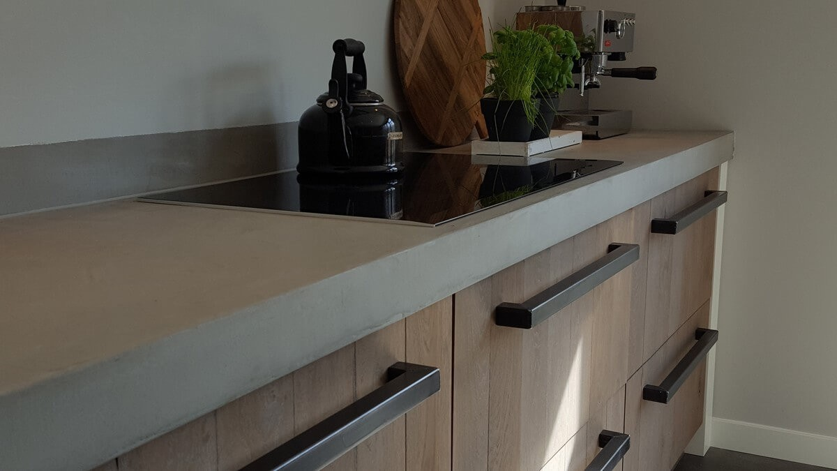 Stoere Keuken Grey : Moderne keukens gerard hempen handgemaakte keukens van hout