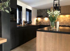 Keuken eikenhout