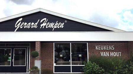 Showroom Gerard Hempen Keukens van Hout